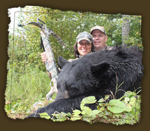 Ambers Ontario Black Bear