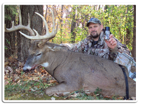 Karl Metzler and his Ohio Monster