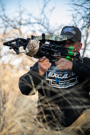 Excalibur Crossbow on Safari
