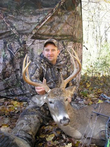 Marv's Ohio Buck