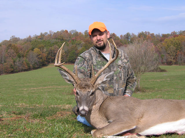 Karl Metzler - Kentucky 8-Point