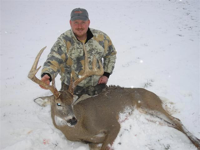 Dan Wallace - Big Ohio Buck