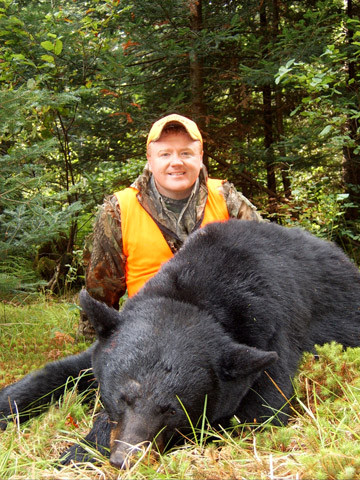 Paul Payne - Ontario Black Bear