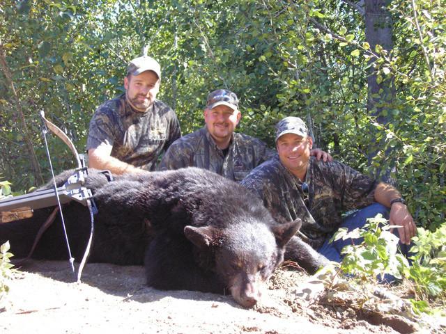 Dan Wallace - Black Bear Adventure Boar