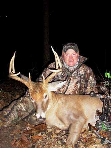Paul Payne - Ohio Whitetail