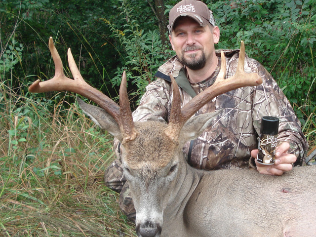 Karl Metzler - Wide Ohio Whitetail