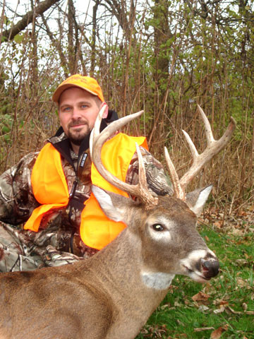 Karl Metzler - Ohio 8-Point