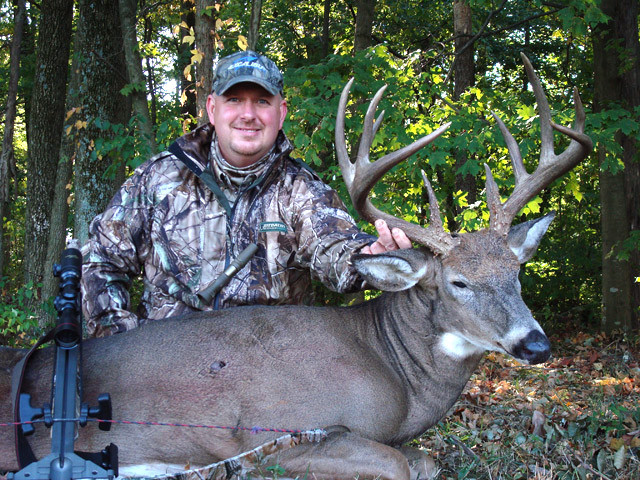Dan Wallace - Ohio Whitetail