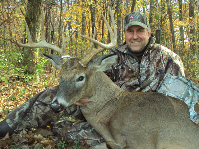 Dave Bomers, Ferris Mowers - Ohio Whitetail