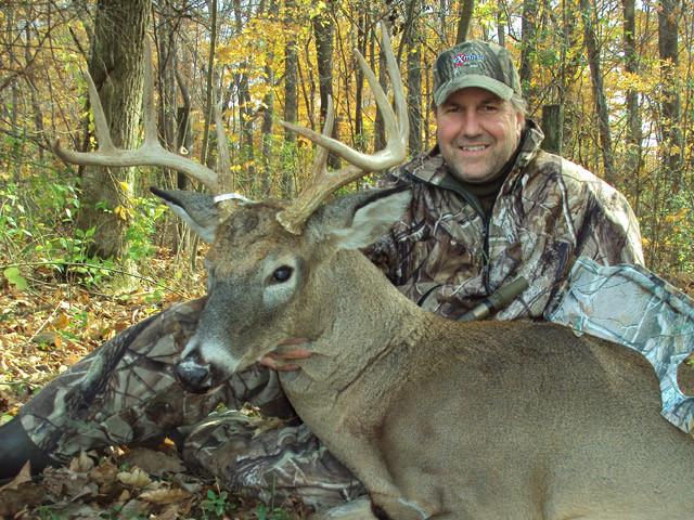 Dave Bomers, Ferris Mowers - Ohio Whitetail