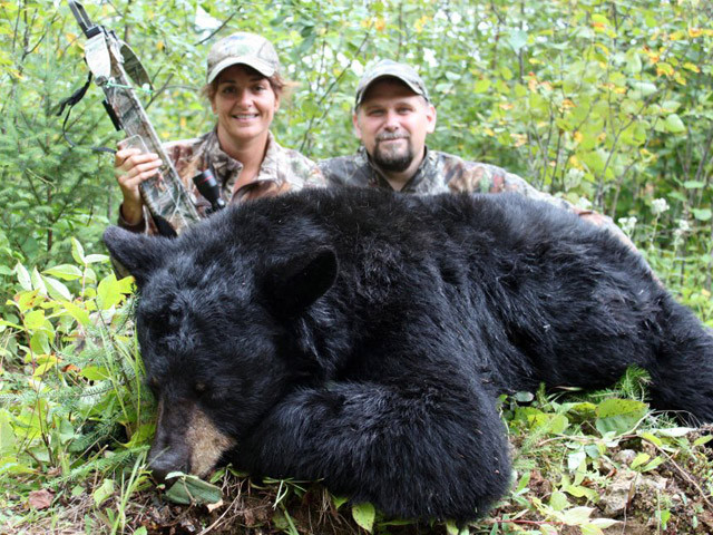 Carla Metzler - First Black Bear, Black Bear Adventure