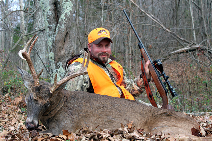 Nate Klaiber, JONA Rifles - Kentucky Buck