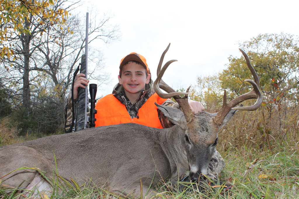 Jake Metzler - Tennessee Whitetail