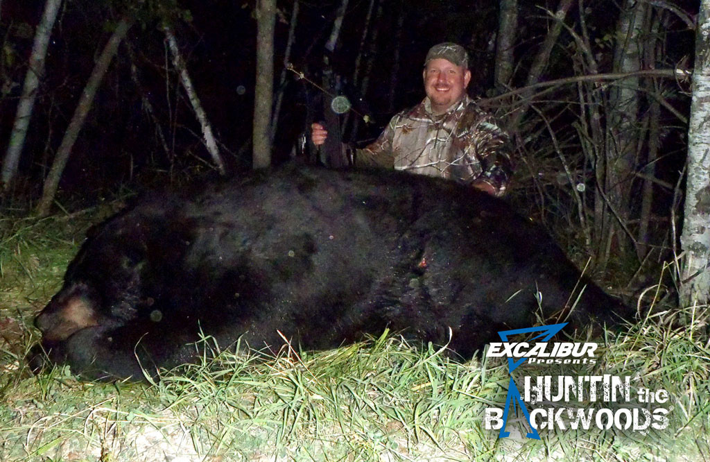Dan Wallace - 801 Pound Manitoba Black Bear