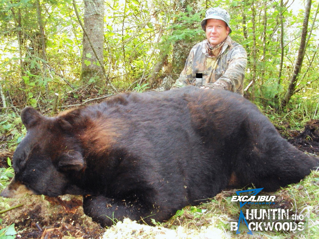 Scott Boehl - 776 Pound Manitoba Color-Phase Bear