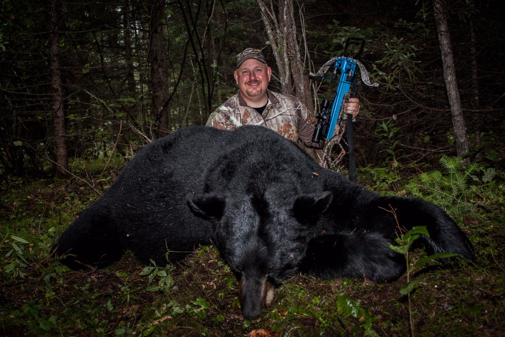 Dan Wallace - Manitoba Black Bear