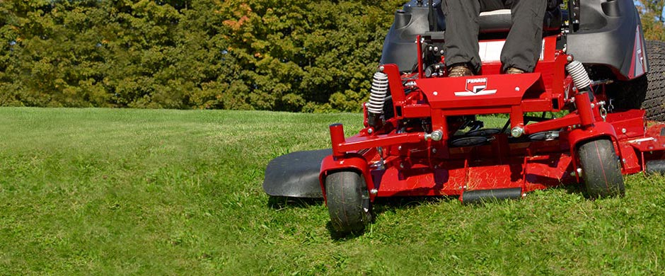 Ferris Mowers Joins Excalibur's Huntin' the Backwoods