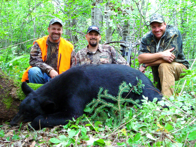 Karl Metzler - Black Bear Adventures Boar
